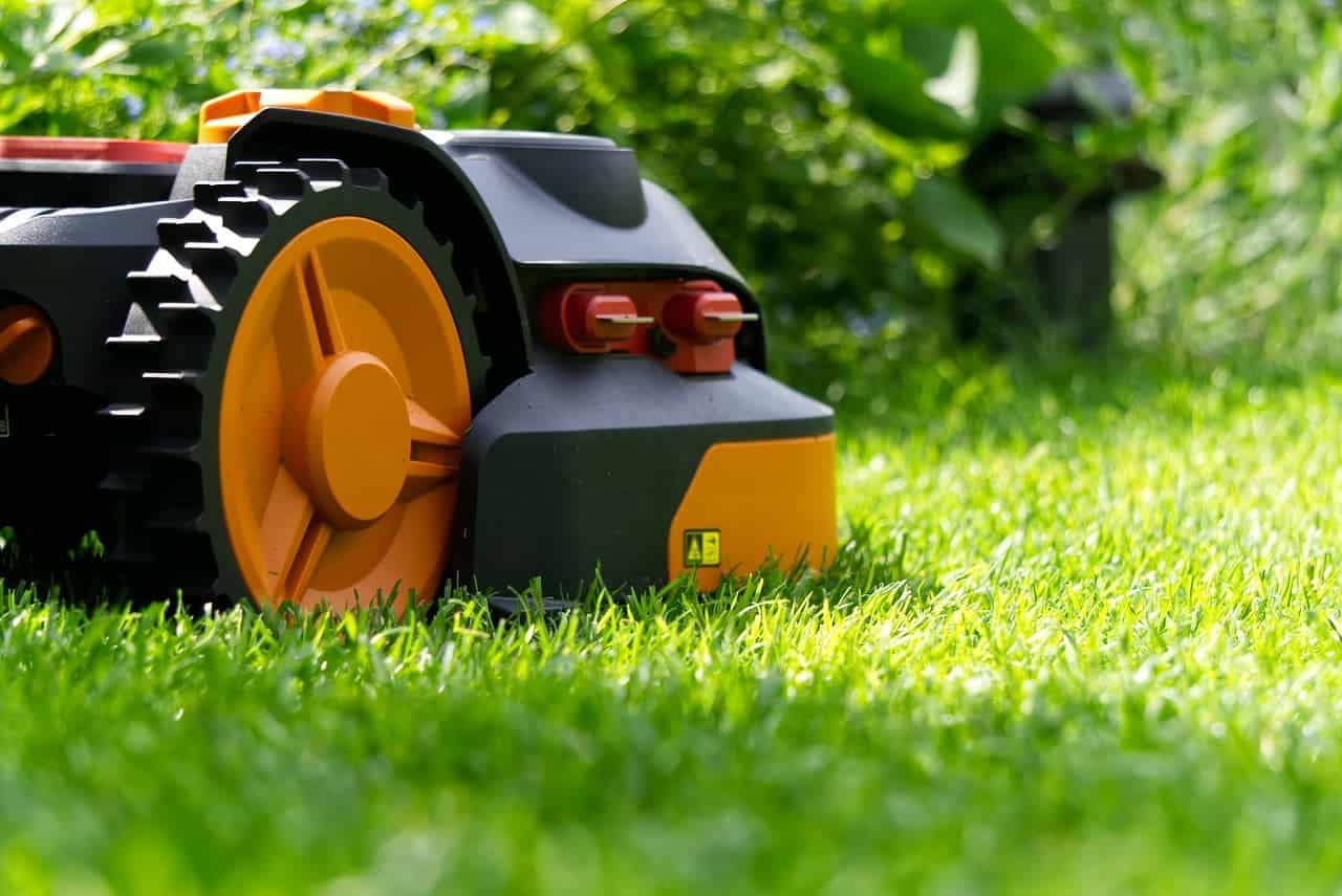Best lawnmower for small UK lawn