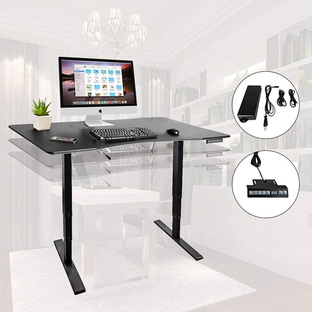 stand-up computer desk