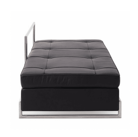genuine leather daybed