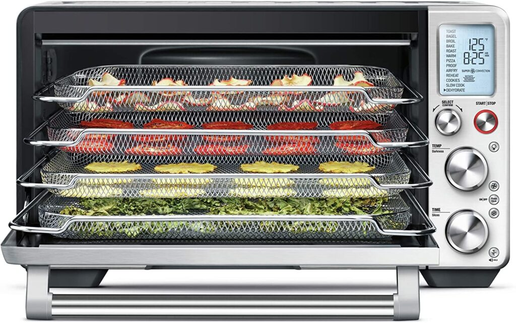 Breville BOV900BSSUSC Smart Air Fryer Toaster Oven
