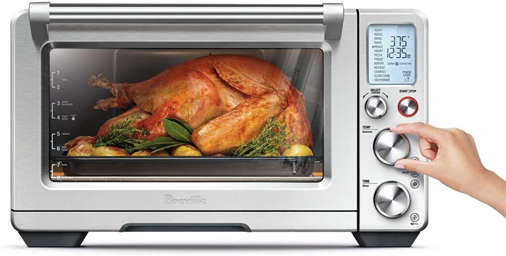 Breville BOV900BSSUSC Smart Toaster Oven