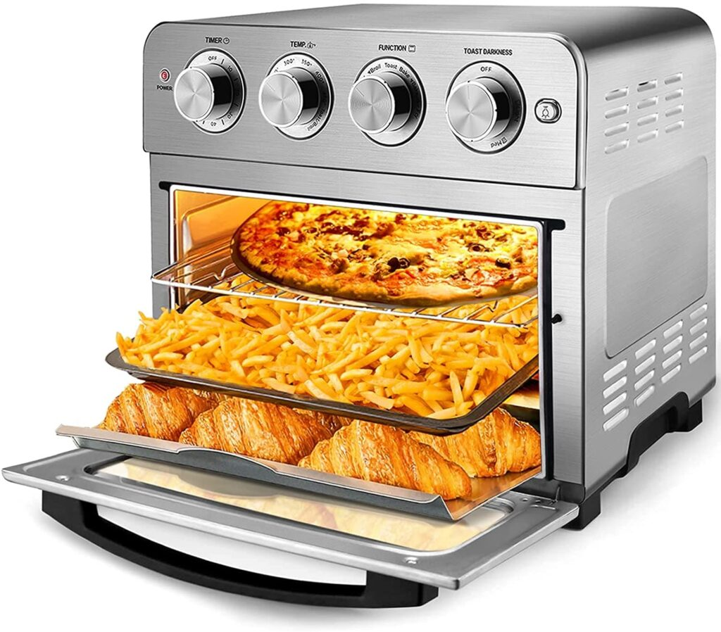 Geek Chef Air Fryer Toaster Oven Combo